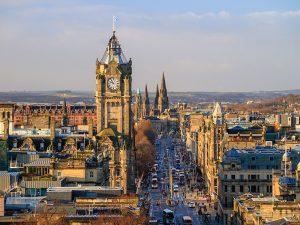 Εδιμβούργο-Σκωτία-ταξίδι-diontours.com