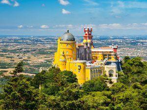 Σίντρα-Πορτογαλία-εκδρομή-diontours.com