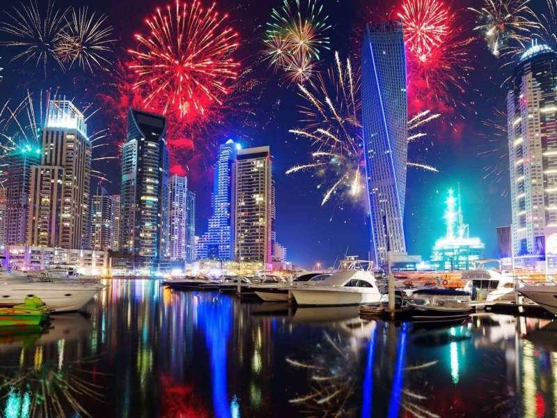 Ντουμπάι, Έρημος και Ουρανοξύστες