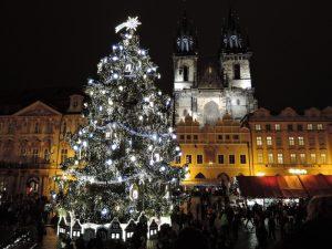 Πράγα-Χριστούγεννα-diontours.com