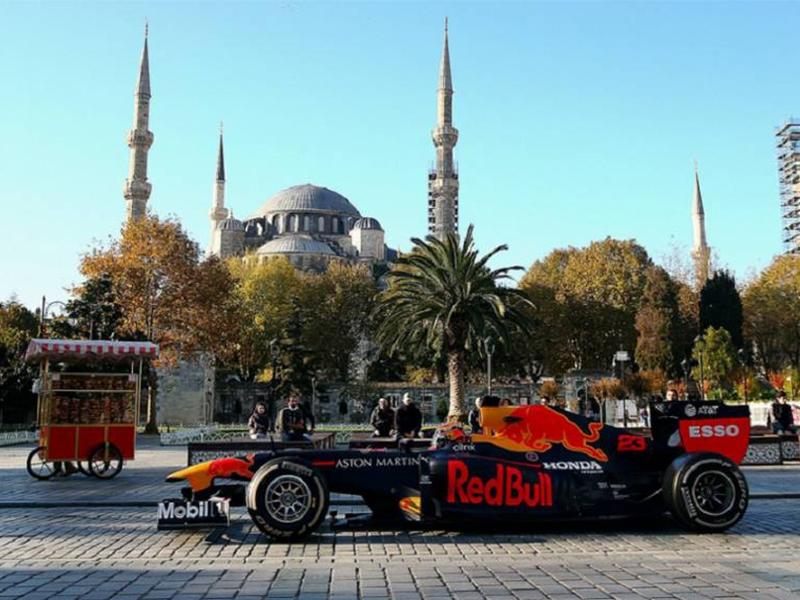 Κωνσταντινούπολη - Formula 1 - Grand Prix - dion tours